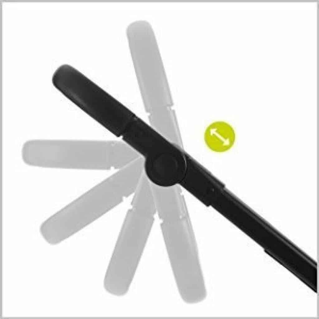 Hauck Rapid 3 maniglia adattabile