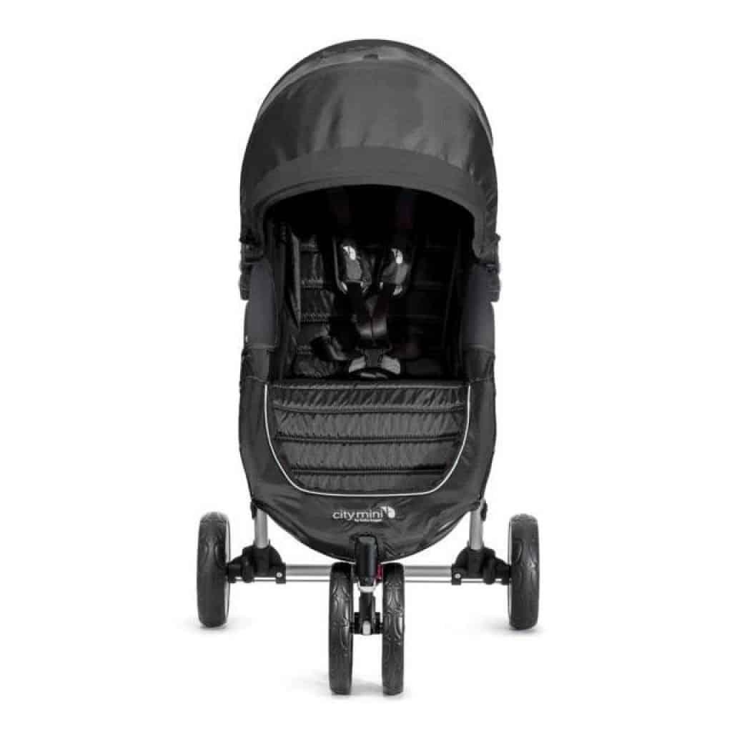 Baby Jogger City Mini 3 fronte strada