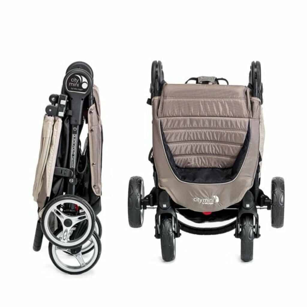 Baby Jogger City Mini 4 chiusura