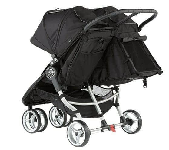 Baby Jogger City Mini Double reclinabile