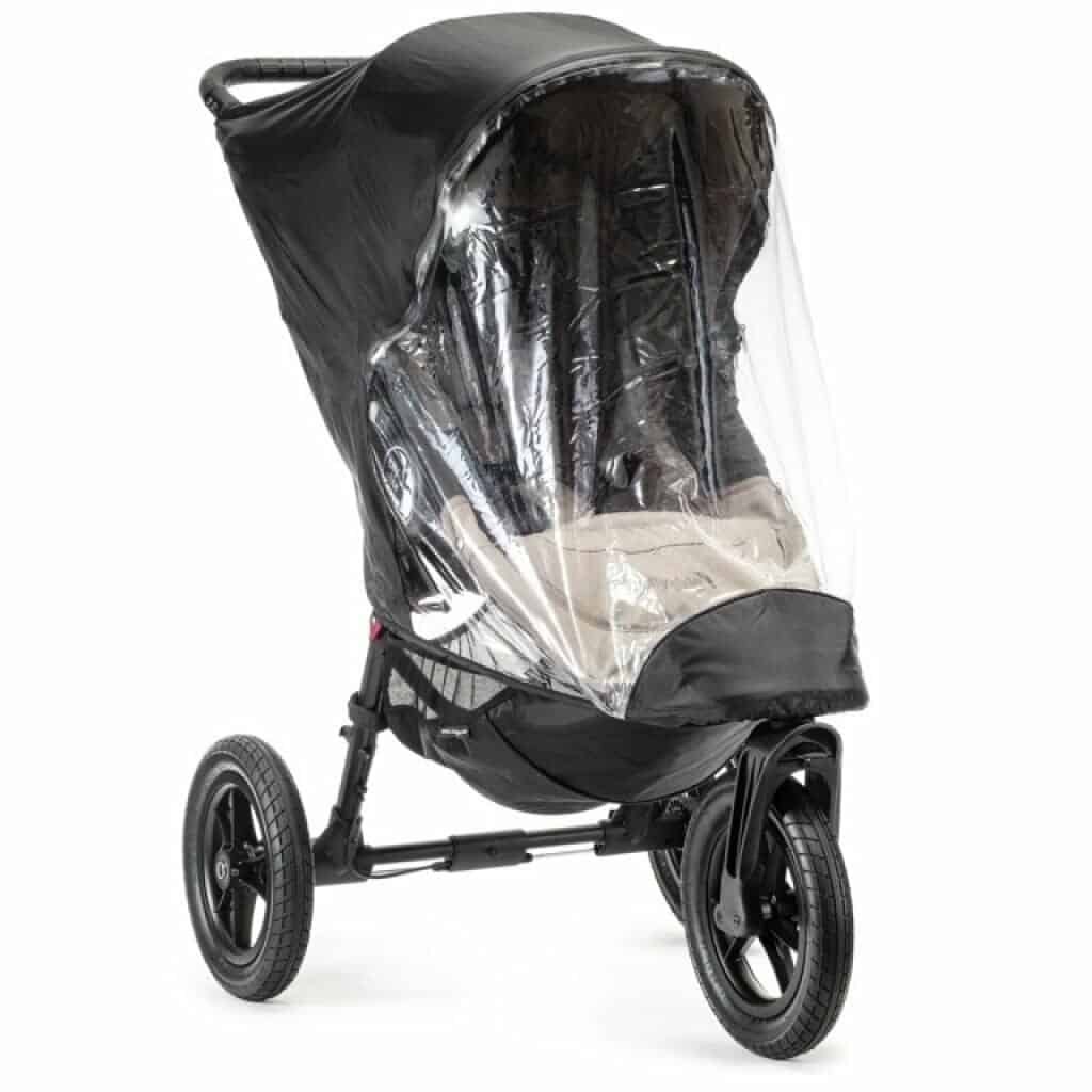 Baby Jogger Summit X3 barriera antivento