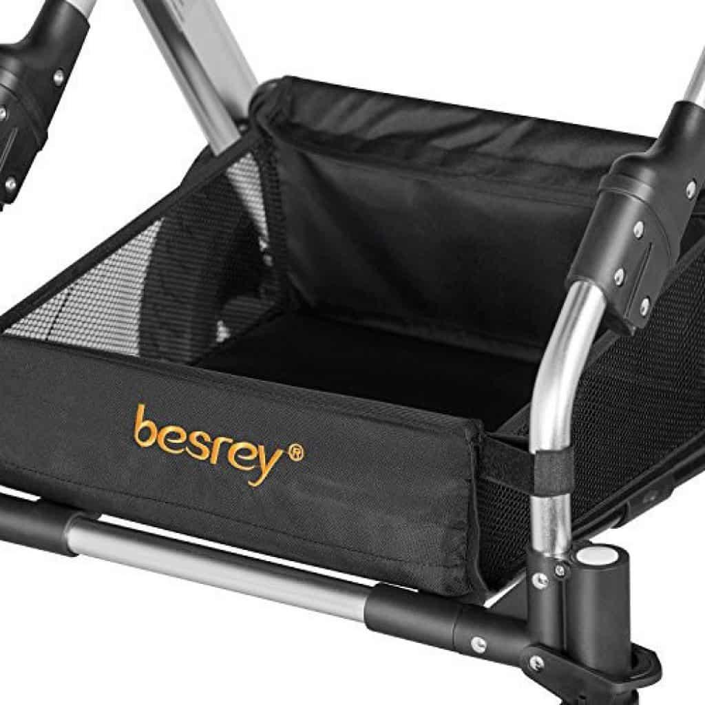 Besrey Passeggino più Leggero cesto porta oggetti