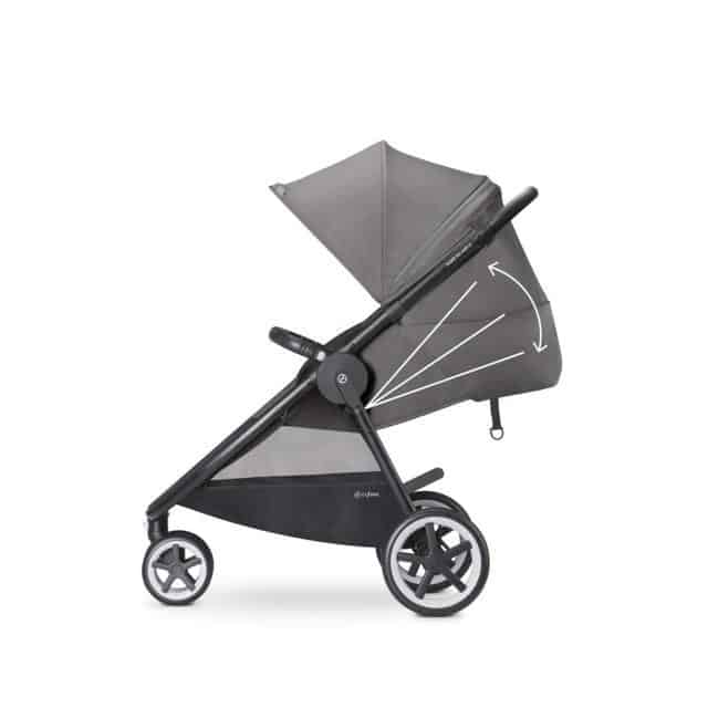 Cybex AGIS M-AIR4 reclinabile