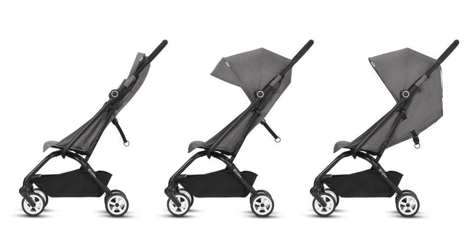 Cybex Gold Eezy S reclinabile