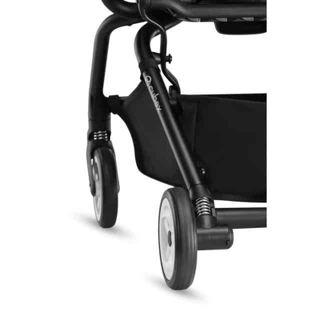 Cybex Gold Eezy S ruote amortizzate