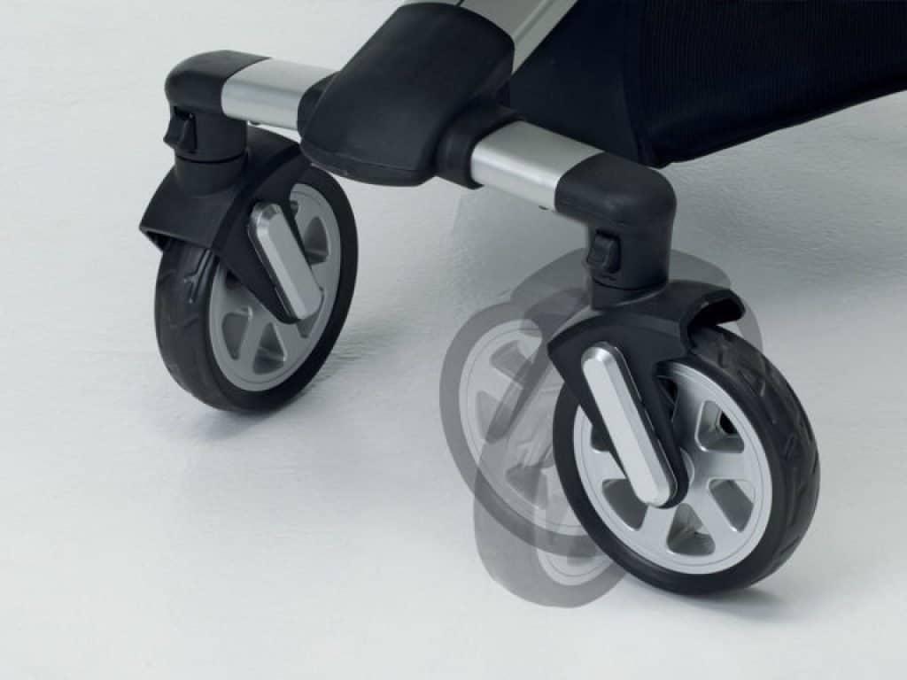 Foppapedretti Supertres ruote anteriori