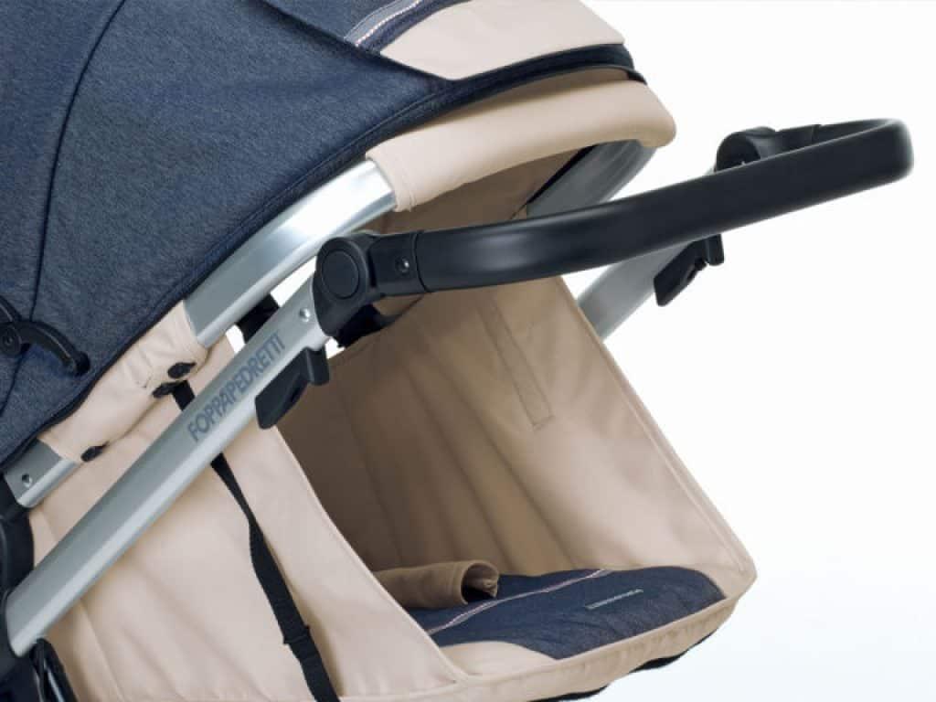 Foppapedretti Supertres schienale regolabile