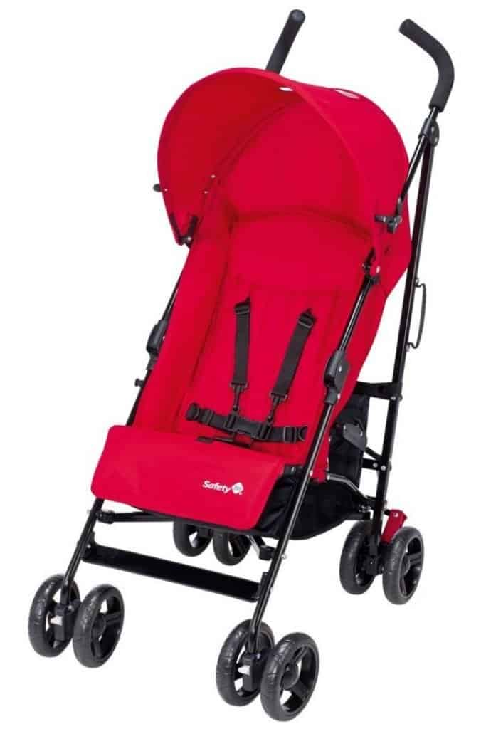 Safety 1st Slim rosso