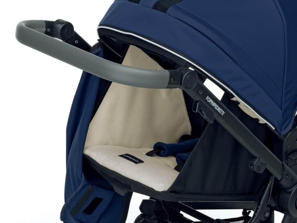 Foppapedretti 3Chic schienale regolabile