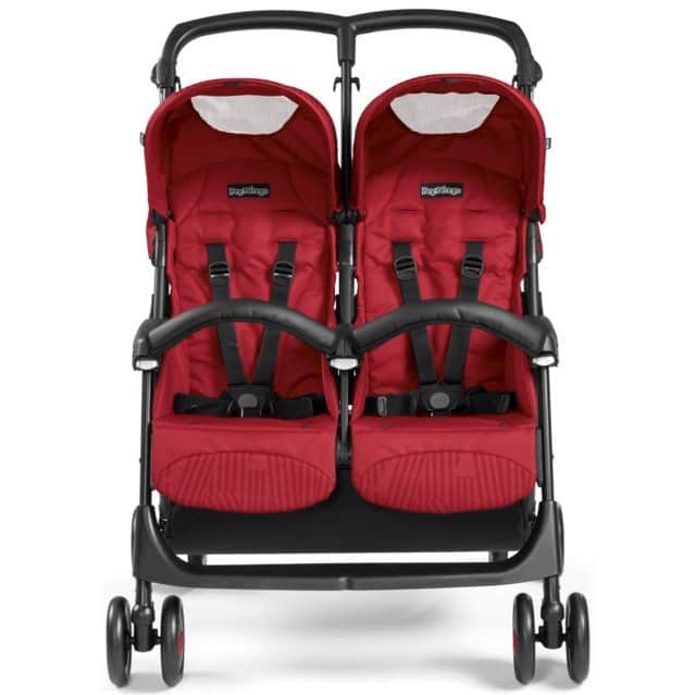 Peg Perego Aria Shopper Twin vista davanti