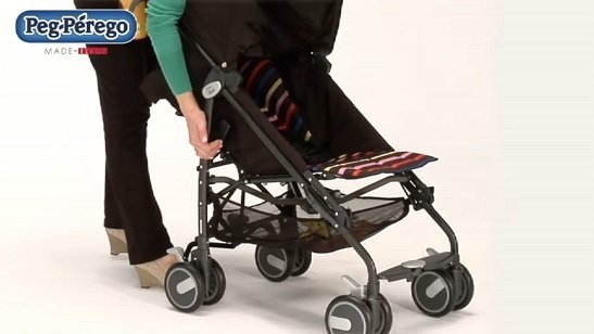 Peg Perego Pliko Mini schienale reclinabile