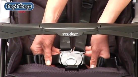 Peg Perego Pliko P3 Compact cintura