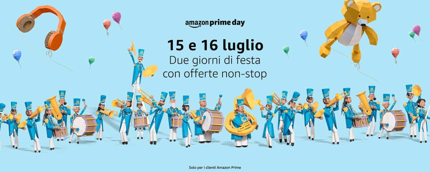 Amazon prime day 2019 Passeggini !