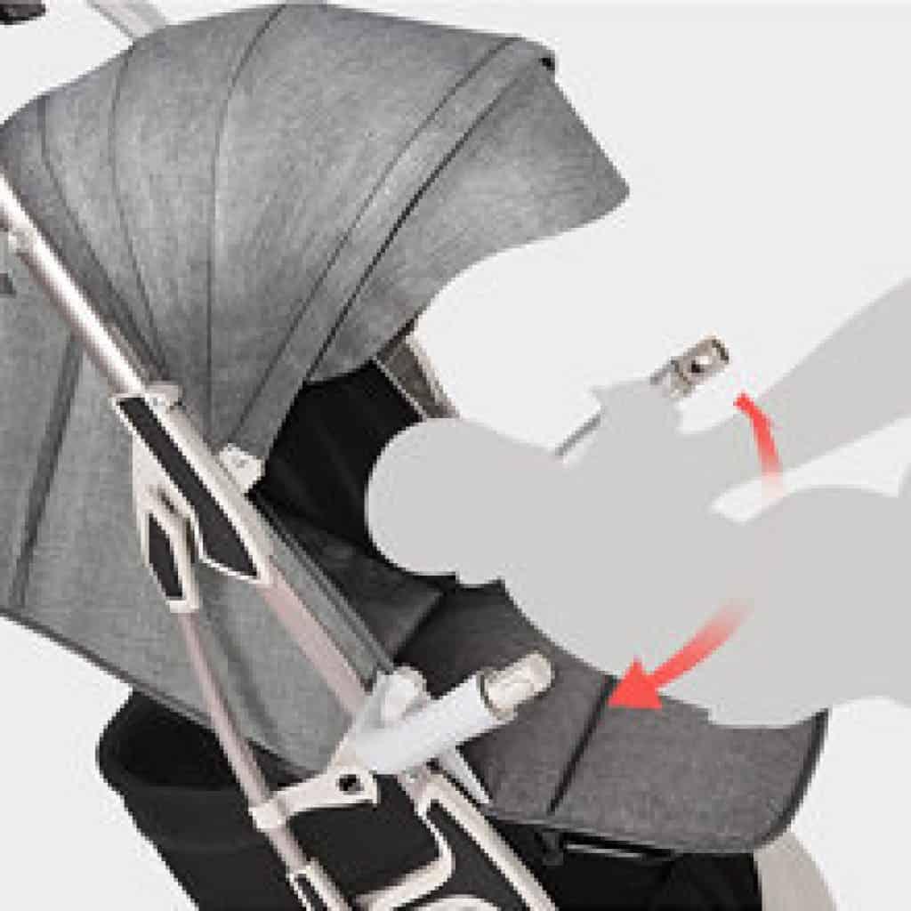 Hot-mom-passeggino-leggero-barra-di-sicurezza-