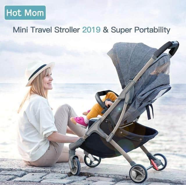 Hot Mom Passeggino Leggero Recensione e Prezzo