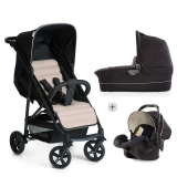Hauck Rapid 4 Plus Trio Passeggino 3in1