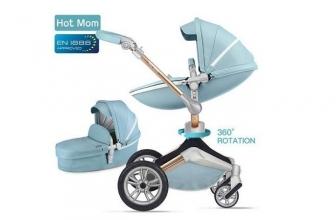 Hot Mom  Pram Recensione e prezzo