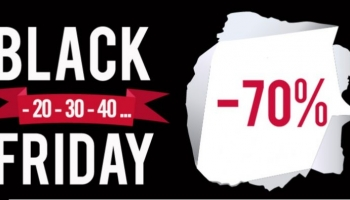 Black Friday Passeggini 2019