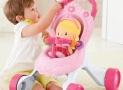 Passeggini giocattolo per Bambole